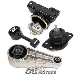 04-10 Fits Suzuki Forenza Reno Chevy Optra 2.0L Engine & Transmission Mount Kit