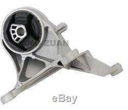 05-09 Chevrolet Equinox/ 06-09 Pontiac Torrent 3.4L Motor & Trans Mount Set 3PCS