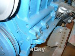 10046 235 261 Motor Mounts 1941-54 Chevy Car Front Corner Style