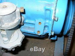 10082 235 261 Motor Mounts 1937-48 Chevy Car 1955-57 Style Front Corner Mounts