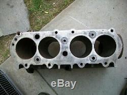 1925 1926 1927 1928 Chevrolet OEM RARE 4 Cylinder Block GM # 348532