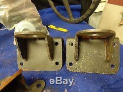 1952-1954 Chevrolet motor mount kit, Trans mount kit, Small block, TH 350