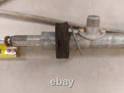 1957 1958 CHEVROLET Oldsmobile Pontiac Radio Chrome Antenna OEM GM Fender mount