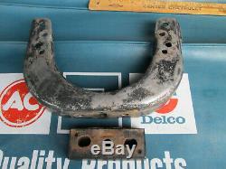 1960 61 62 Chevy truck V8 283 327 348 409 wishbone motor mount C10 K10 Apache