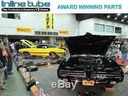 1964-67 GM A-Body Chevelle V8 Big Block Engine To Frame Motor Mount Brackets Set