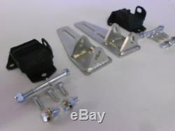 1979-95 Toyota 4WD Pickup to Chevy V8 Front Motor Mounts