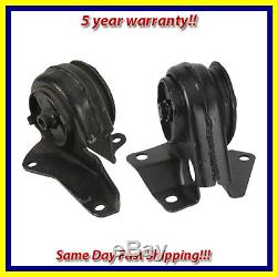 1994-2003 Chevy S10 / GMC Pickup Sonoma S15 2.2L Engine Motor Mount Set 2PCS