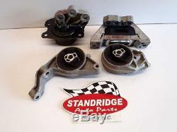 2008 08 Chevy Hhr Engine Motor Mounts 2.2l 4 Motor Mounts Oem 460476