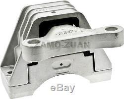 2009-2010 Chevrolet Malibu 2.4L Motor & Trans Mount Set 3PCS 4 Spd Exc. Hybrid
