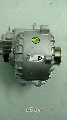 2012 Buick Lacrosse/Chevrolet Malibu Hybrid Induction Motor