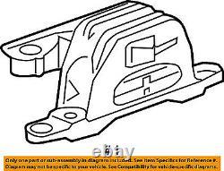 2016-2020 Malibu 1.5 Motor Mount Engine Mount New Gm # 84034329