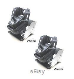 2 PCS Front L & R Motor Mount For 2010-2013 Chevy Silverado 1500 5.3L & 6.2L