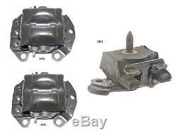 3 PCS Engine Motor & Trans. Mount Set For Chevrolet CAMARO 1998-2002 (5.7L)