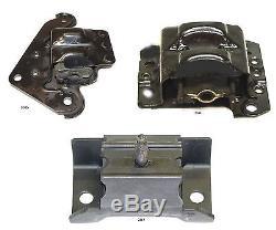 3 PCS Engine Motor & Trans. Mount Set For Chevrolet Camaro 1993-1997 (5.7L)