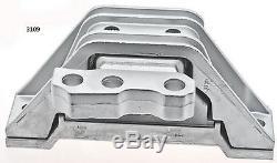 3 PCS Engine Motor & Trans. Mount Set For Chevrolet HHR 2005-2011 (2.4L, 2.2L)