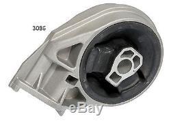 3 PCS Motor & Trans. Mount For 2006-2011 Chevrolet HHR 2.2L Auto Trans