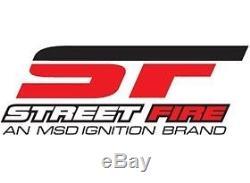 4X MSD-STREET FIRE D585 IG COIL Chevrolet GMC HUMER ISUZU 5.3L 4.8L 6.0L 97-15