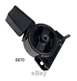 4 PCS Motor & Trans. Mount For 1998-2002 Chevrolet Prizm 1.8L with AT 4 Speed