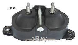 4 PCS Motor & Transmission Mount For 2004-2010 Chevrolet Malibu 3.5L