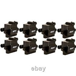 55108 MSD Set of 8 Ignition Coils New for Chevy Avalanche Express Van Suburban