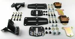 55 56 57 Chevy Car LS Engine Motor Mount Conversion Bracket Kit 1955 1956 1957