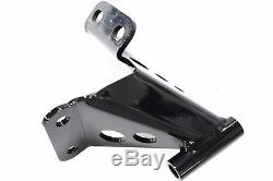 55-57 Chevy BelAir SBC/BBC 3/4 Forward Engine Motor Mounts with Trans Crossmember