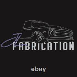 55-57 Chevy BelAir SBC/BBC Engine Brackets & Polyurethane Motor Mounts