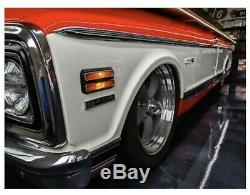 55-57 Chevy LS Engine Conversion Motor Mounts Swap Kit Headers Trans Crossmember