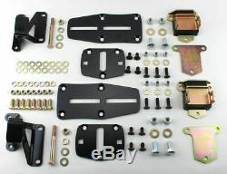 59 60 61 62 63 64 Chevy Impala LS Engine Motor Mount Conversion Bracket Kit