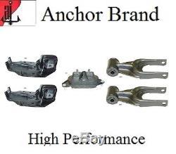 5 PCS Engine Motor & Trans. Mount Set For Chevrolet IMPALA 2000-2005 (3.4L)