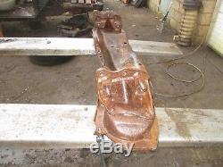 67 68 69 70 71 72 Gm Chevy Gmc Pickup Truck Engine Front Suspension Cross Member