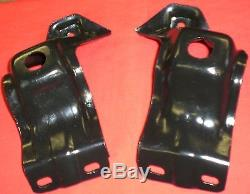 67-71 Chevy/GMC Truck Big Block Motor Mount Frame Stands BBC Towers 1967 72 1972
