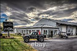 68-72 Chevy Truck Black Tubular V8 Engine Mounts with Polyurethane 350-454 Kit