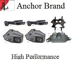 6 PCS Engine Motor & Trans. Mount Set For Chevrolet IMPALA 2006-2011 (3.5L)