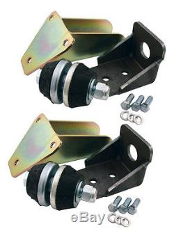 ADVANCE ADAPTERS Steel Weld-On Motor Mount Kit Chevy V8 P/N 713001-S