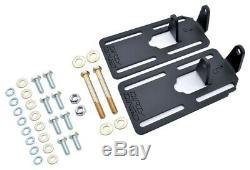 Adjustable LS GM Car Solid Engine Mounts Check Fitment Plain Steel DD-62500S