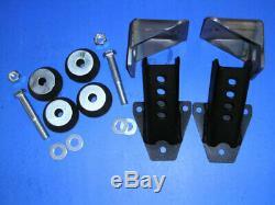 Advance Adapters 713001-S 713001S fits Chevrolet V8 & 4.3 V6 Engine Mount