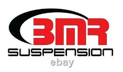 BMR 10-15 5th Gen Camaro Motor Mount Kit (Polyurethane) Red bmrMM004R