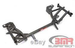 BMR Suspension KM001-1, K-member, No Motor Mounts, Pinto Rack Mounts