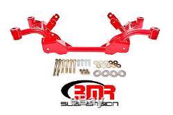 BMR Suspension KM008, K-member, LS1 Motor Mounts, Factory Steering