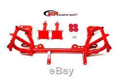 BMR Suspension KM019-1, K-member, Low Mount Turbo, LS1 Motor Mounts