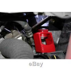 BMR Suspension Polyurethane Motor Mount Kit Red for Chevrolet Camaro 2010-2015