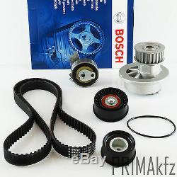 BOSCH 1987949171 Zahnriemen + Rollensatz + Wapu Astra F Corsa B Vectra B 1.4 1.6