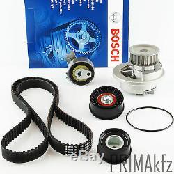 BOSCH 1 987 949 171 Zahnriemen + Rollensatz + Wasserpumpe Opel Vectra B 1.6i 16V