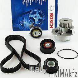 BOSCH 1 987 949 171 Zahnriemen + Rollensatz + Wasserpumpe Opel Vectra B 1.8i 16V