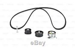 BOSCH Timing Cam Belt Kit Fits Chevrolet Vauxhall Meriva Saab 9-3 1.4-1.8L 1998