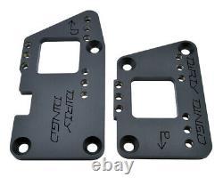 Big Block Chevrolet 8.1 Conversion Swap Mounts Cars & Trucks Plain Steel