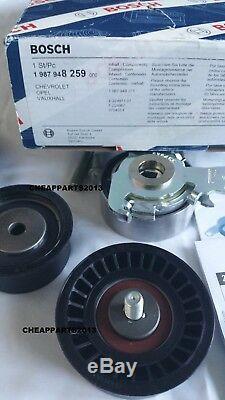 Bosch Timing Belt Kit Opel Vauxhall Astra Corsa Tigra Vectra 1.4 1.6 1.8 -16v