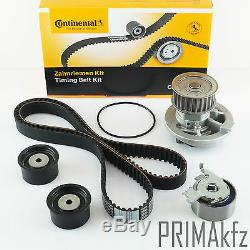 CONTI CT870K1 Zahnriemensatz + Wasserpumpe Opel Astra F Vectra A B 1.8i 2.0i 16V