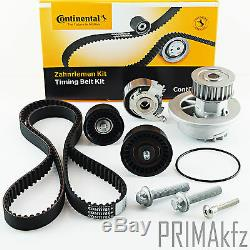 CONTI CT975K3 Zahnriemensatz + Wasserpumpe Opel Astra G Zafira A 1.4 1.6 16V